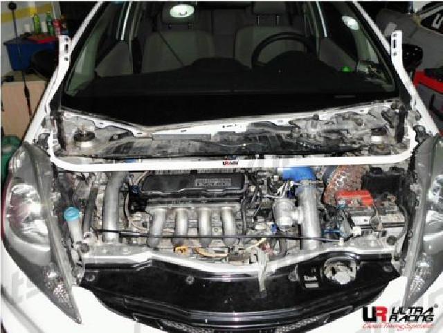Honda Jazz/Fit 08+ UltraRacing 2-Point Front Upper Strutbar