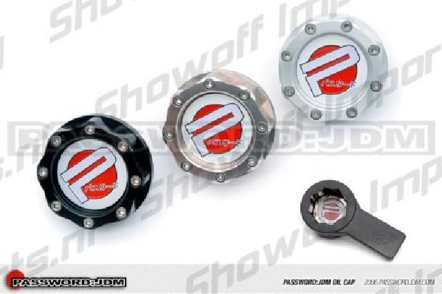 Honda All Models Oil Filler Cap PWJDM Bronze incl Tool
