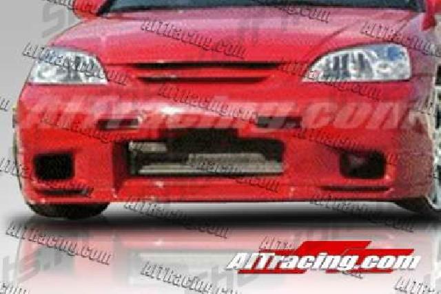 Honda Civic 01-03 Coupe R33 Front Bumper AIT
