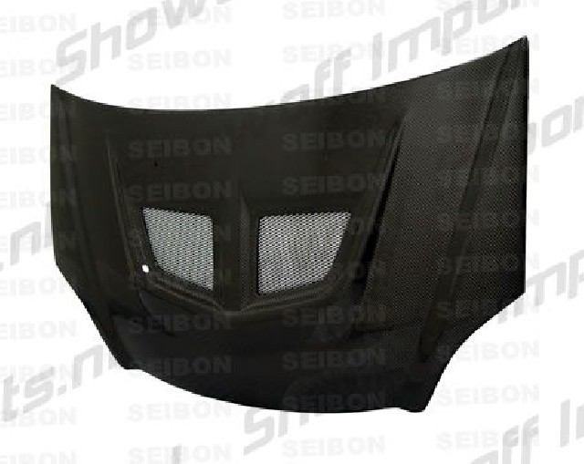 Honda Civic 01-05 HB Aeroworks Carbon VS2 Hood