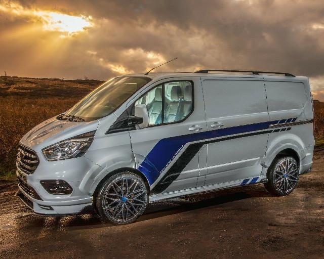 Verbreiterungen Ford Transit Custom ab 2018