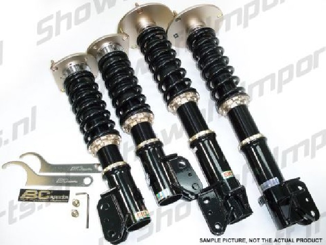 Nissan Pulsar GTI-R AWD 91-95 BC-Racing Coilover Kit BR-RA