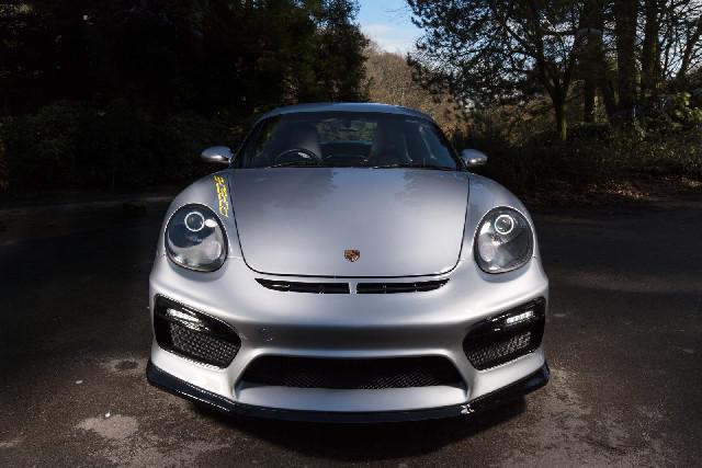 Porsche Boxster Frontstoßstange Baujahr 12-16