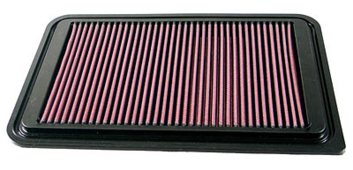 K & N Tauschluftfilter für Mazda  2 (DE)