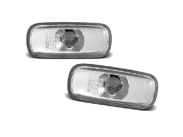 SIDE DIRECTION CHROME fits AUDI A4