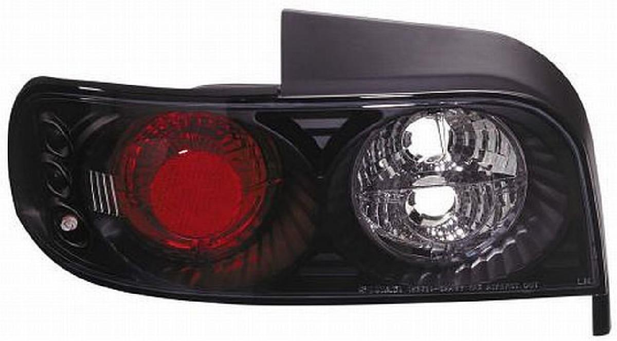 JDM Rückleuchten Subaru Impreza GC8 95-00 Schwarz