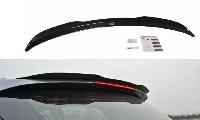 SPOILER CAP Hyundai i30 mk.2 Schwarz