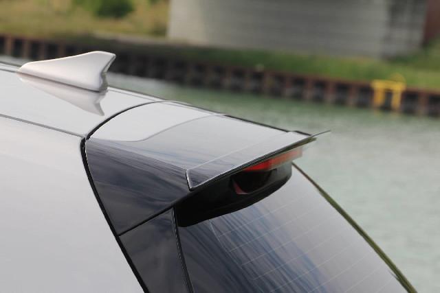 SPOILER VERLANGERUNG HYUNDAI I30 MK3 HATCHBACK Carbon Look