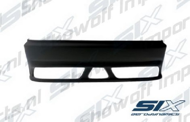 Honda Civic 95-00 MA/MB SIX-Aerodynamics PK2 Rear Bumper