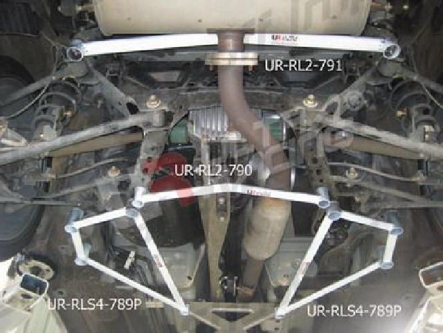Mazda MX5 NC 06+ UltraRacing 2x 4-Point Rear/Side Braces