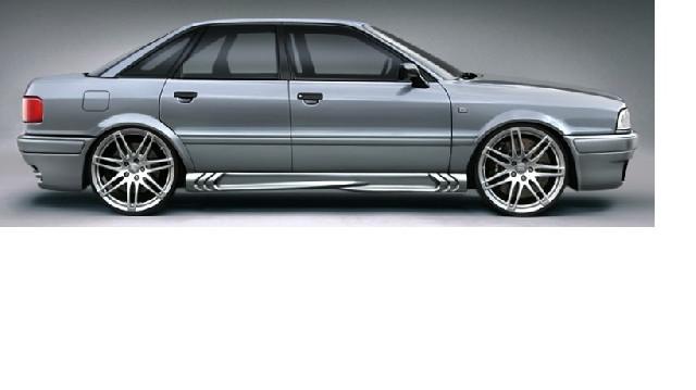 Seitenschweller Audi 80 B4