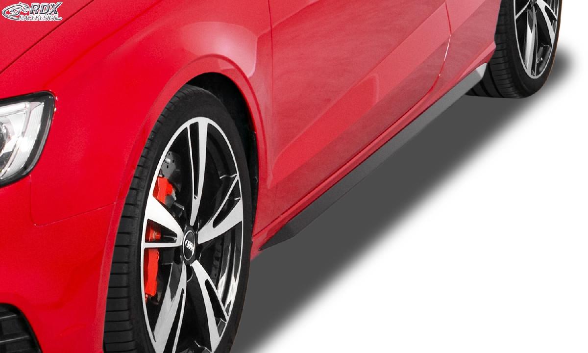 Seitenschweller für AUDI A3 8V7 Cabrio Slim