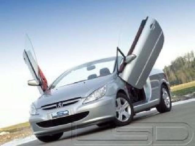 LSD-Doors Honda CRX Targa EG2 Cabriolet