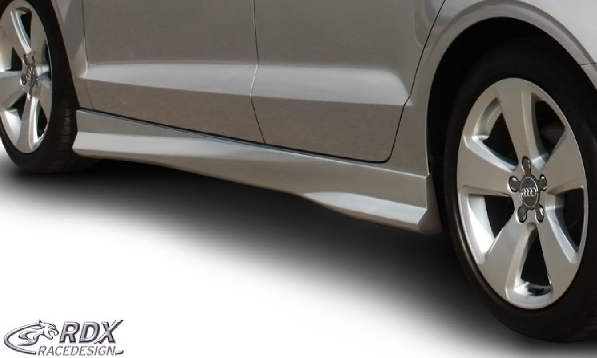 Seitenschweller für AUDI A3 8V, 8VA Sportback, 8VS Limousine Turbo