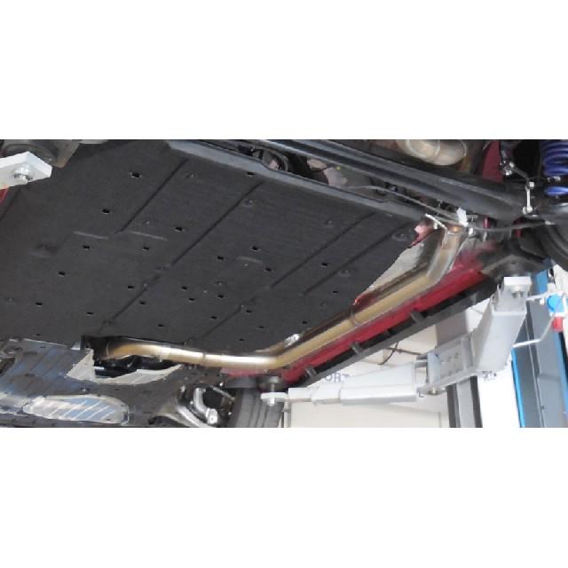 Honda Civic IX Type R Vorschalldämpferersatzrohr