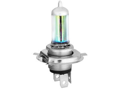 H4 Rainbow Xenon Lampe 12V / 55W (2 Stk.)